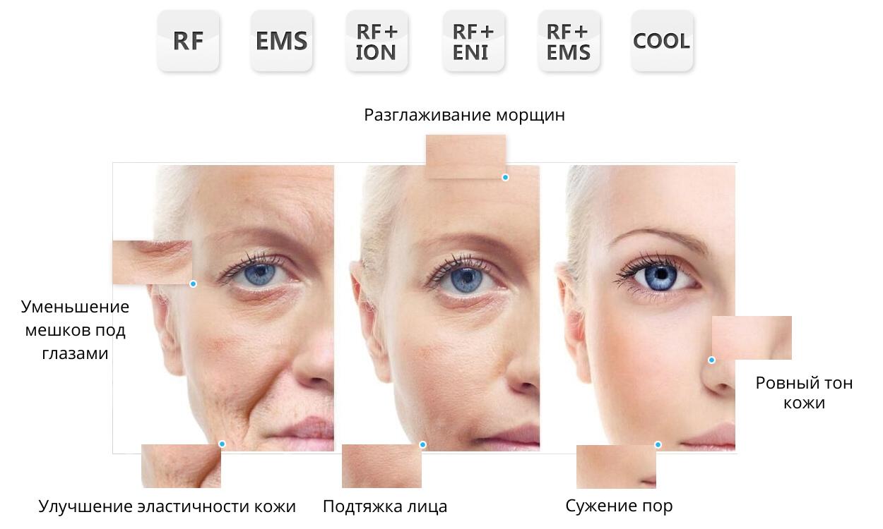 Nano Skin аппарат для лифтинга лица, омоложение кожи лица, комплексный уход за кожей Nano Skin, Lifting Lab