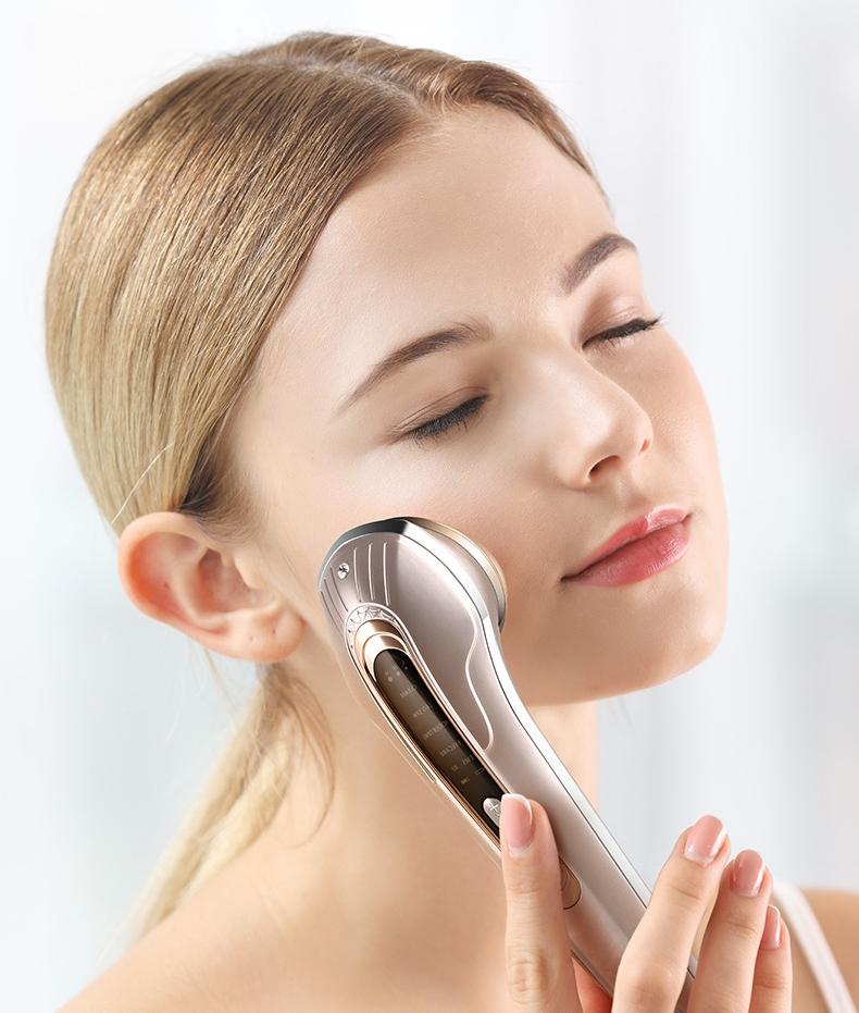 многофункциональный прибор для лифтинга, подтяжка овала лица