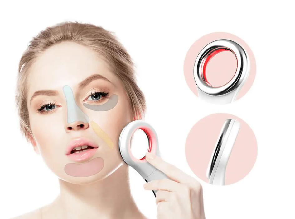 микротоковый прибор для лифтинга, омоложение кожи лица