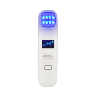 LL Aurora аппарат для омоложения кожи лица c функциями RF-лифтинга и миостимуляции