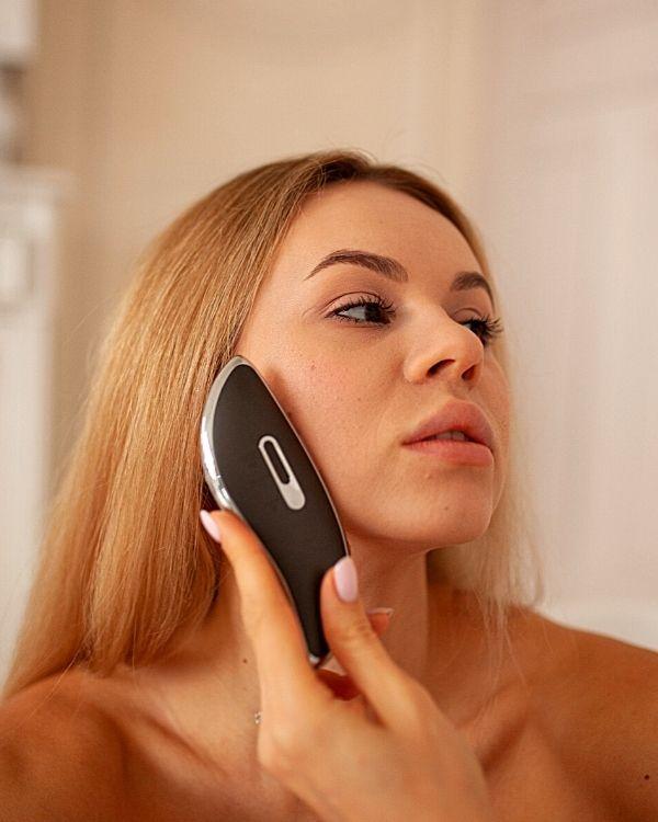 массаж гуаша для омоложения кожи лица