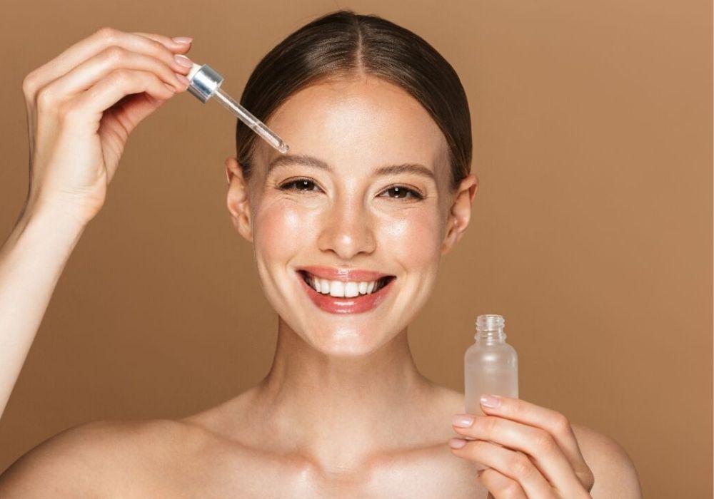 чистая кожа сыворотка для лица